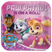 paw-patrol-pink-square-paper-plate-23cm-product-image-170x170