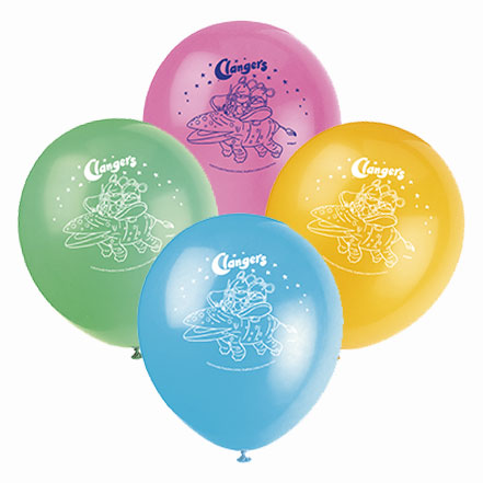 clangers-latex-balloons-pack-of-8-product-image