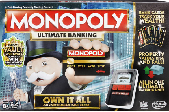 Monopoly Ultimate Banking Review