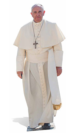 pope-francis-lifesize-cardboard-cutout-176cm-product-image