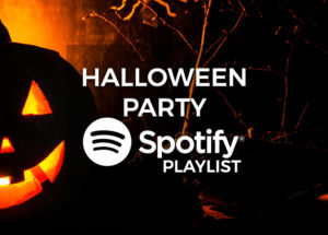 Halloween Music Party Playlist