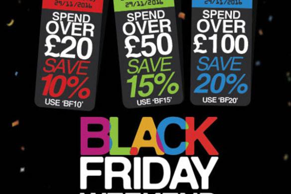 Black Friday Deals Promotional Image