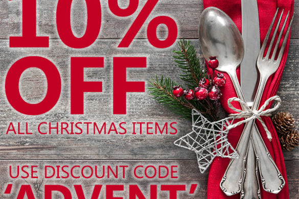 Partyrama Christmas Discount Code Offer 2016