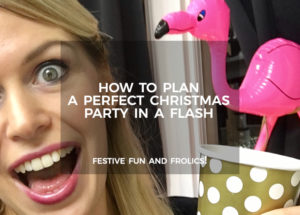 Plan A Perfect Christmas Party