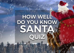 How Well Do You Know Santa Quiz