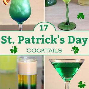 17 St Patricks Day Cocktails