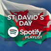 St David's Day Party Music - Spotify Playlist
