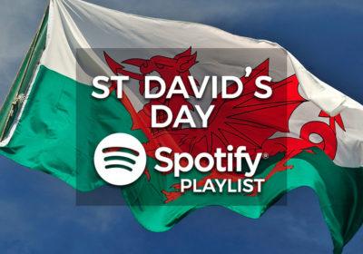 St David's Day Party Music - Spotify Playlist