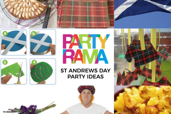 St Andrew's Day Party Ideas