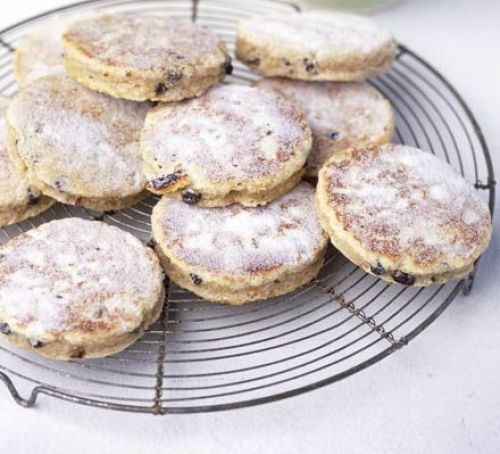 Welsh Cakes Recipes