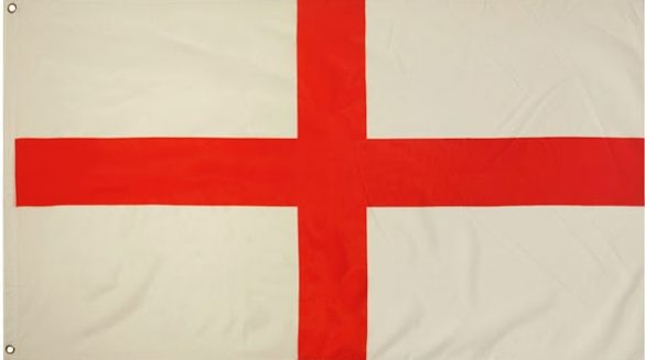 England Flag by Partyrama for St Georges Day