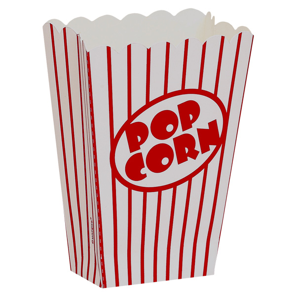 Popcorn Boxes at Partyrama