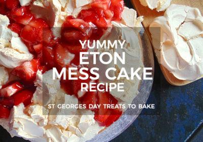 Eton Mess Cake Recipe