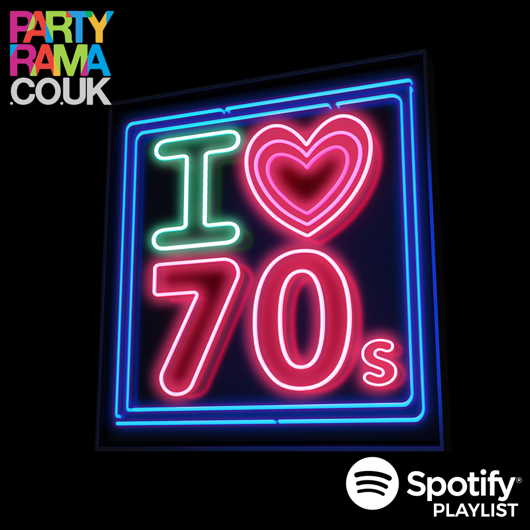 1970's Party Music - Spotify Playlist