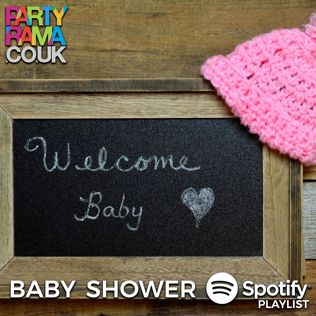 Baby Shower Party Music - Spotify Playlist