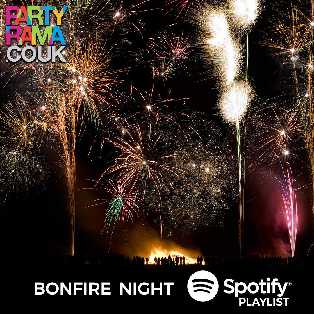 Bonfire Night Music - Spotify Playlist