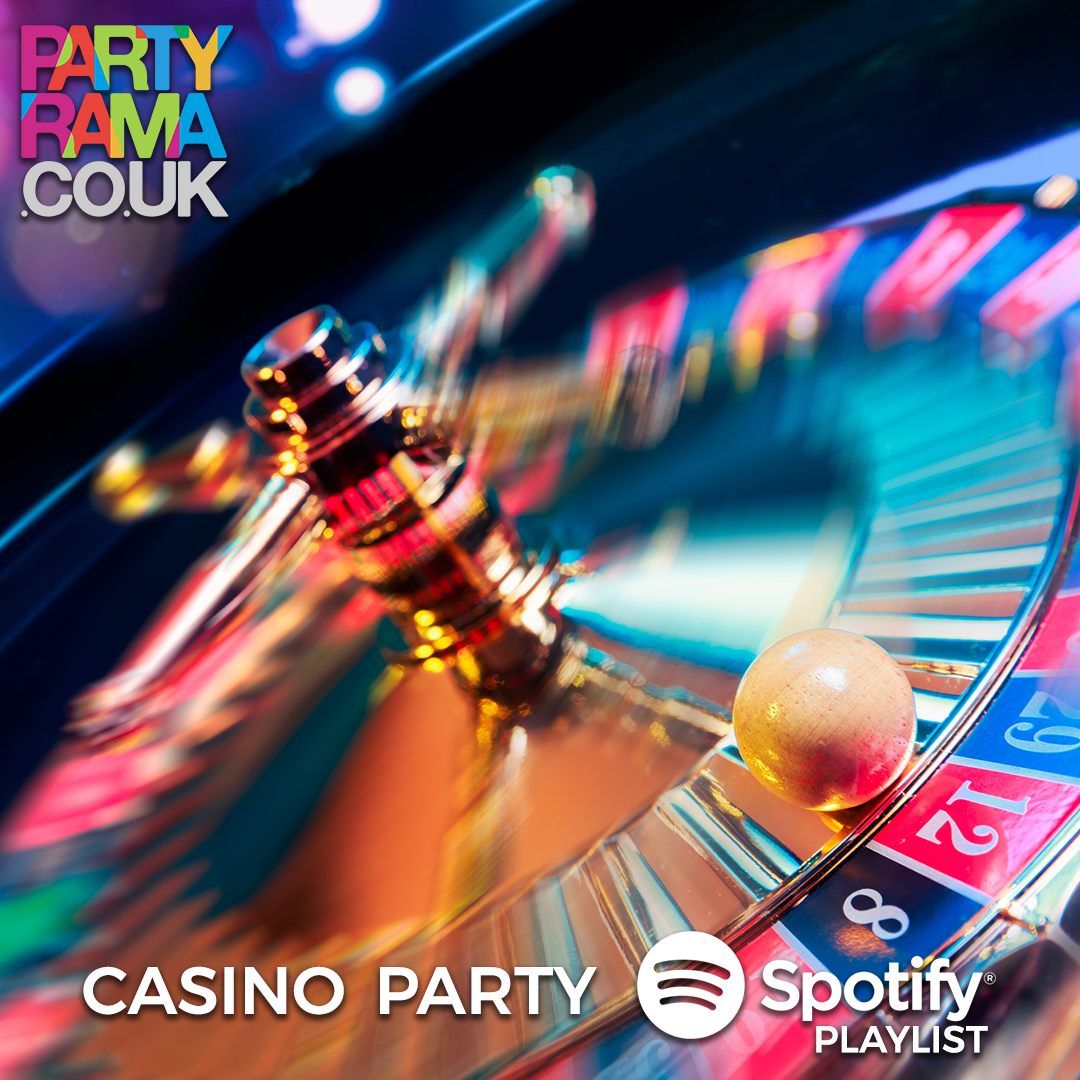Casino Party Music - Spotify Playlist