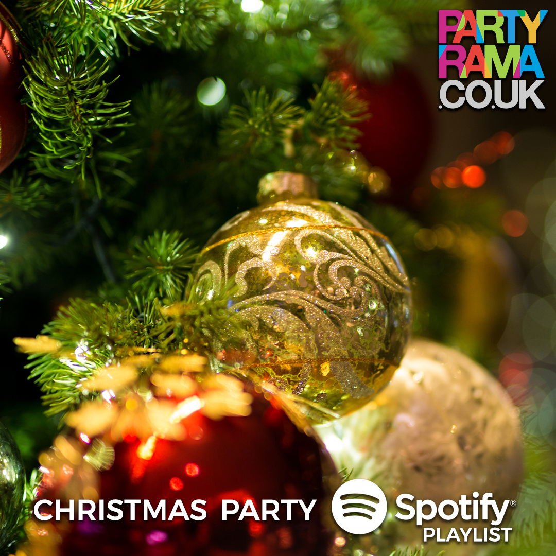 Christmas Music - Spotify Party Playlist