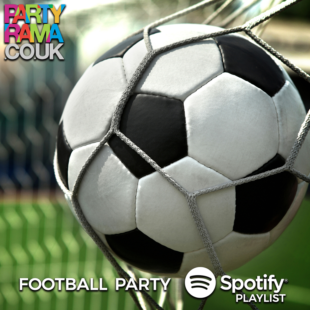Football Party Music - Spotify Playlist