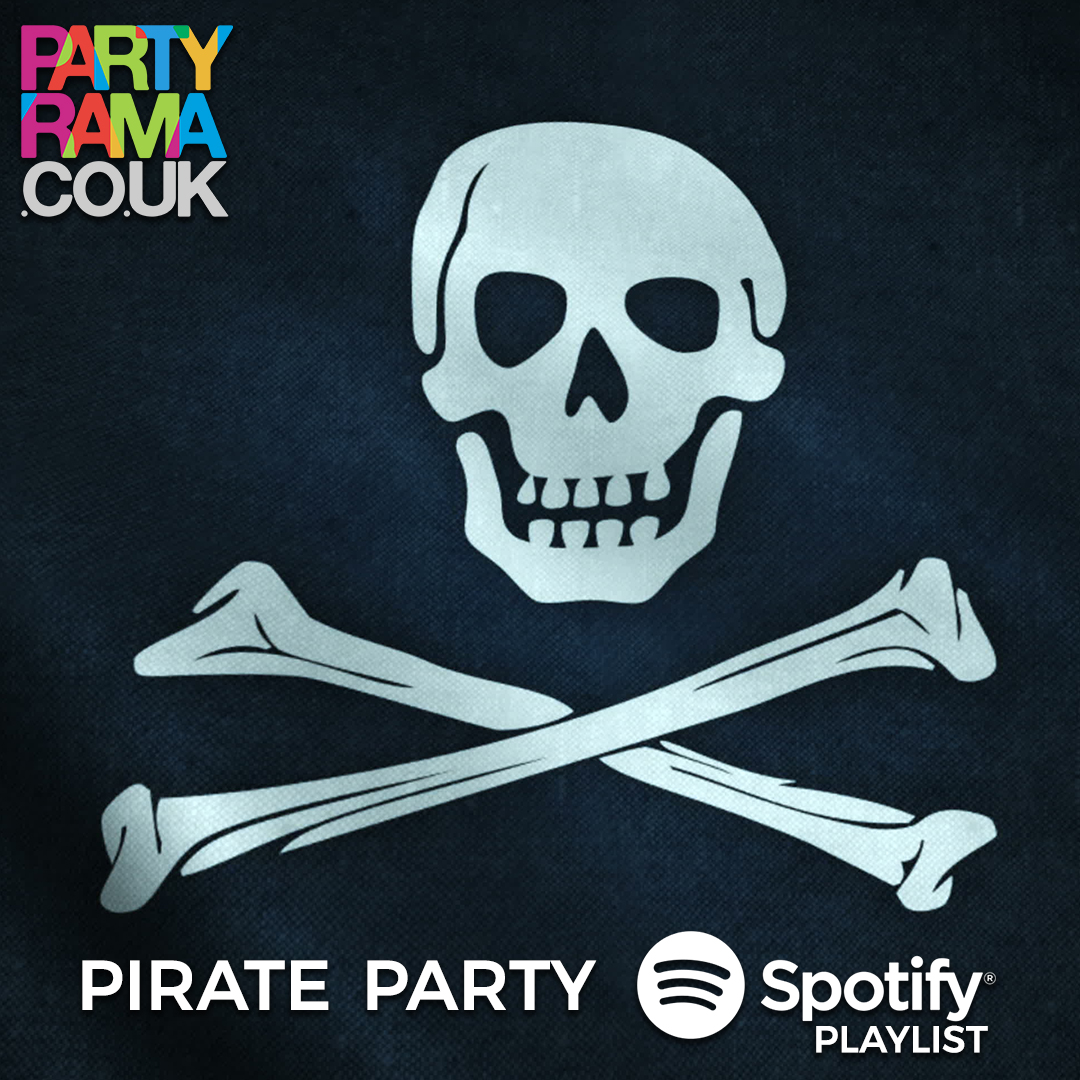 Pirate Party Music - Spotify Playlist