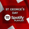 St George's Day Party Music - Spotify Playlist
