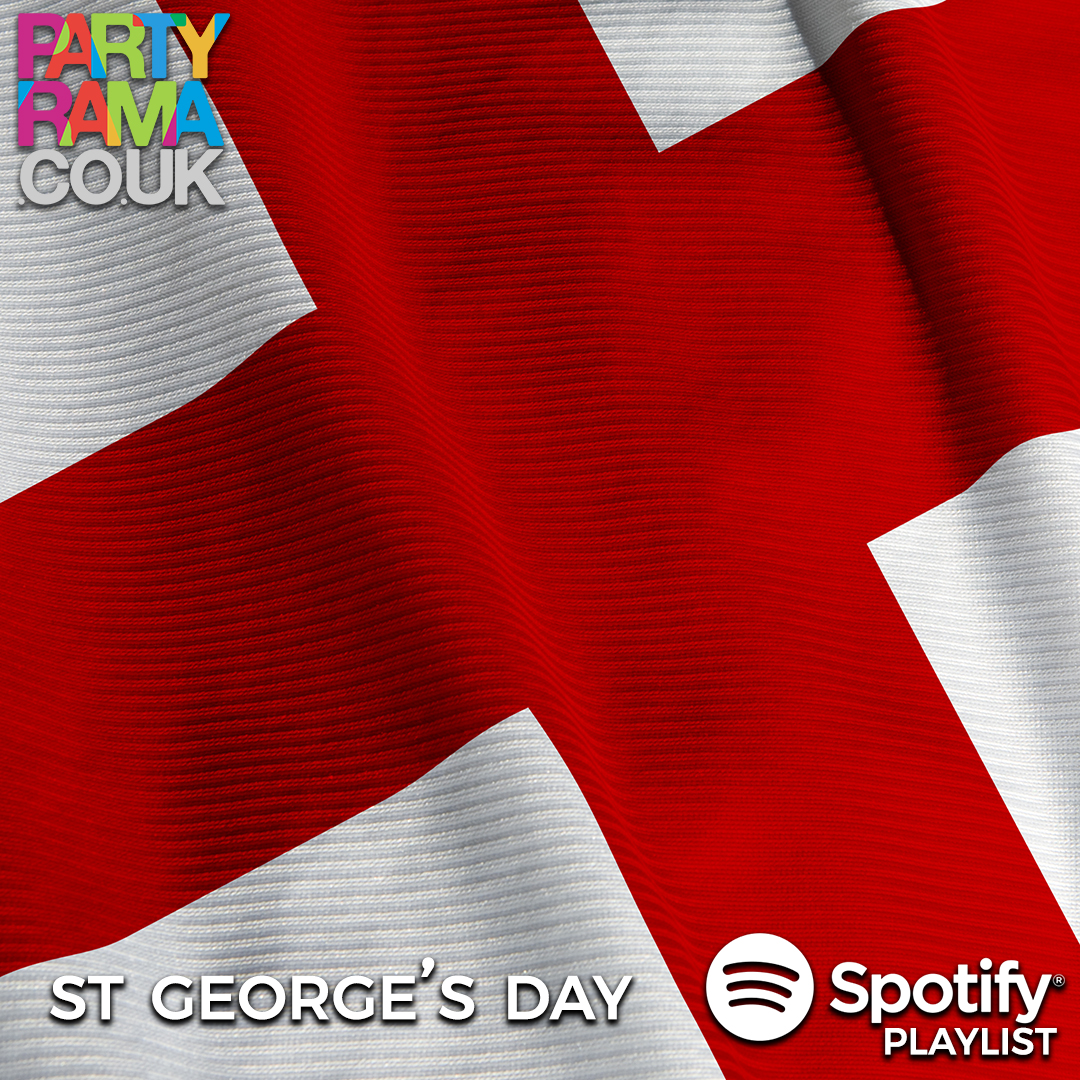 St George's Day Music - Spotify Playlist