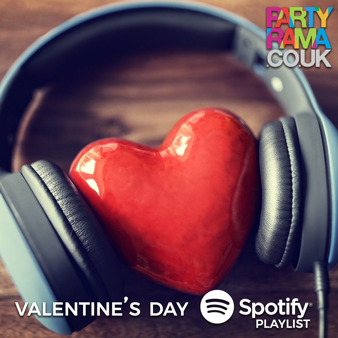 Valentine's Day Music - Spotify Playlist