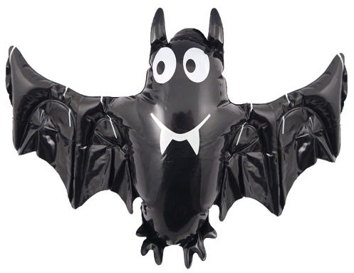 Halloween Inflatable Bat by Partyrama