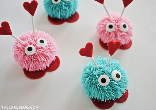 Love Bug Cupcakes