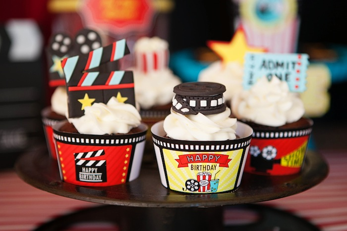 Hollywood Cupcakes