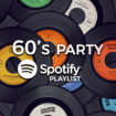 1960's Party Music - Spotify Playlist