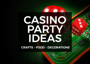 Casino Night Party Ideas