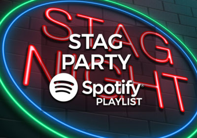 Stag Party Music - Spotify Playlist
