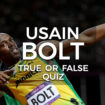 Usain Bolt Quiz