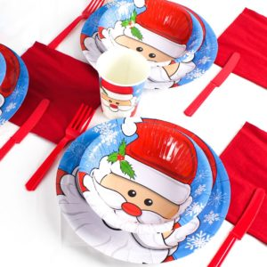 Christmas Santa Tableware from Partyrama