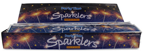 Hand Held Sparklers by Partyrama