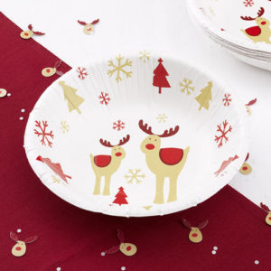 Rocking Rudolph Bowl from Partyrama