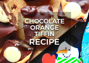 Chocolate Orange Tiffin Recipe