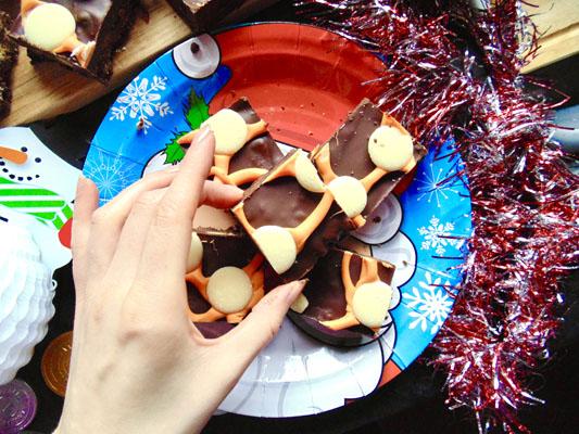 Chocolate Orange Tiffin Recipe