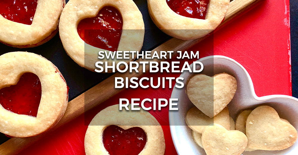 Valentines Biscuits Recipe