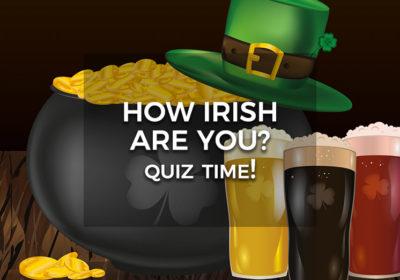 How Irish Are You St Patricks Day Quiz