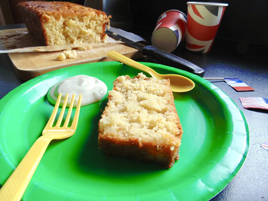 Sticky Pineapple Drizzle Cake Recipe