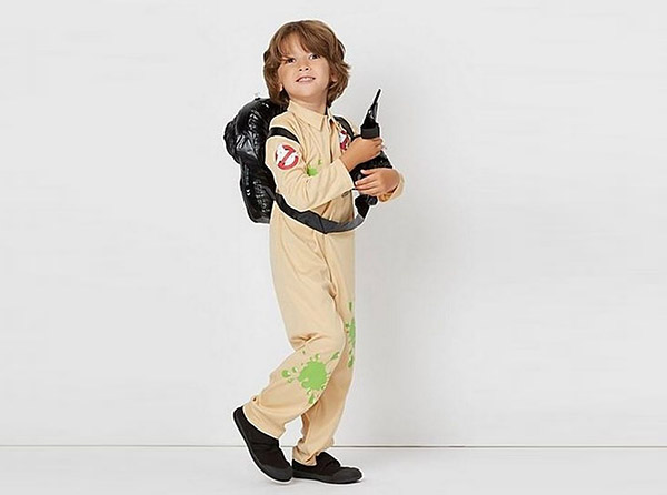 Ghostbusters Halloween Costume for children